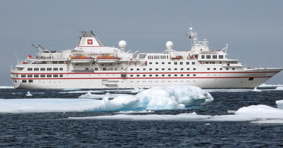 IMO Inches Forward With Ban on Heavy Fuel Oil in Arctic
