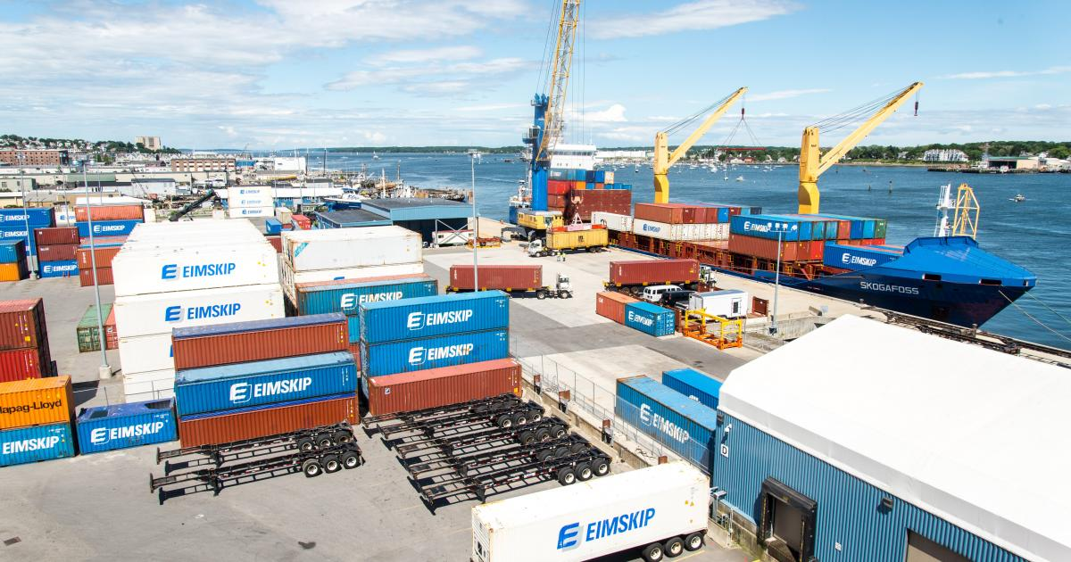 Arctic Shipping Cooperation Between Iceland And Greenland
