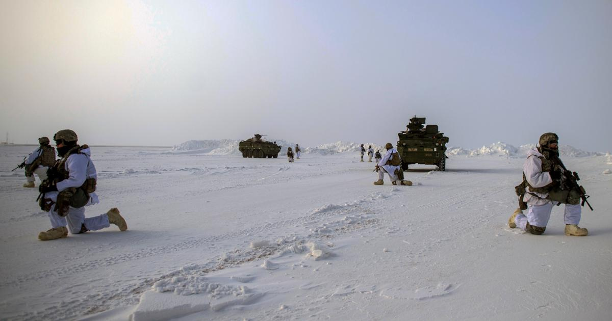 New U.S. Department of Defense Arctic Strategy Sees Growing Uncertainty and Tension in Region