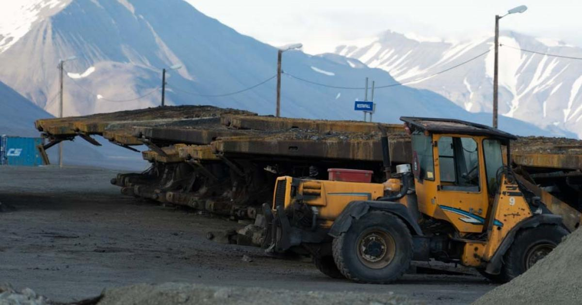 Mining Equipment May Be Sold at Bargain Prices Because It Is Cheaper Than Managing It as Hazardous Waste