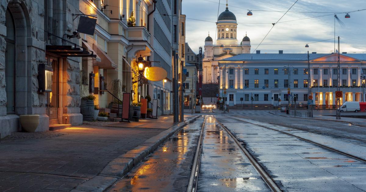 Corona Smittade I Finland