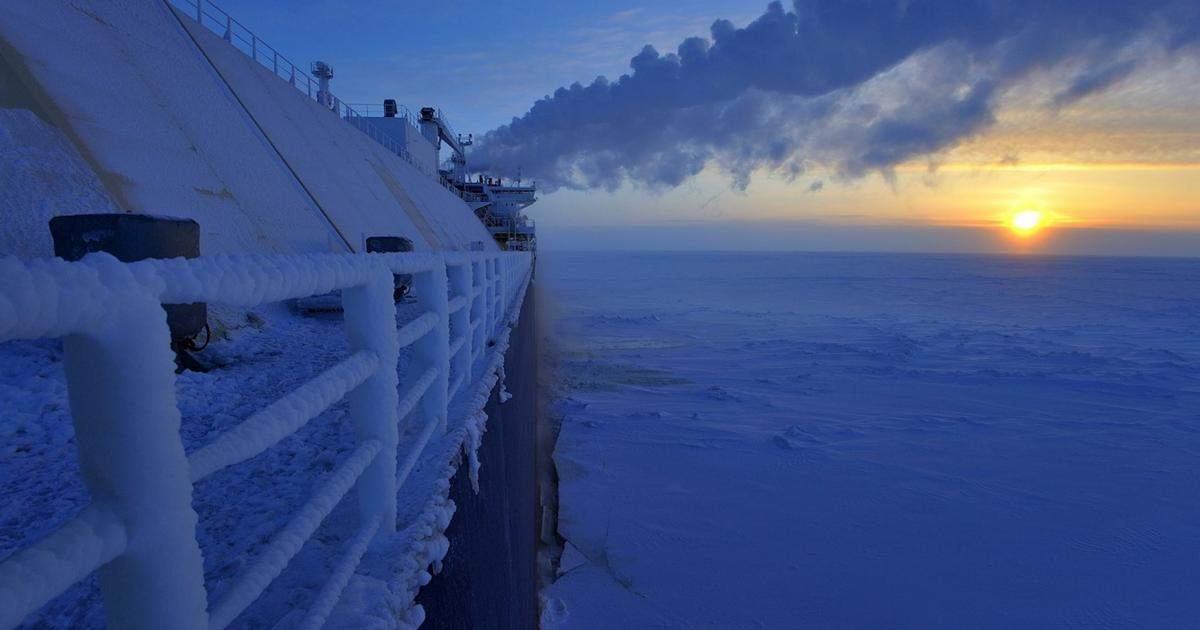 A New Dawn for Arctic Shipping – Winter Transits on the Northern Sea Route