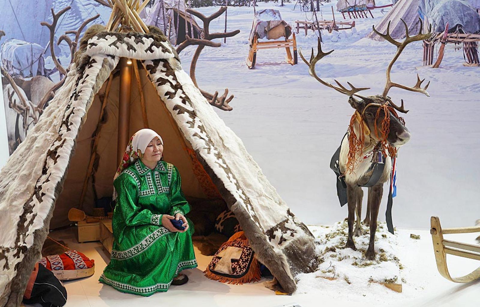 Full Steam Ahead in Russia's Arctic