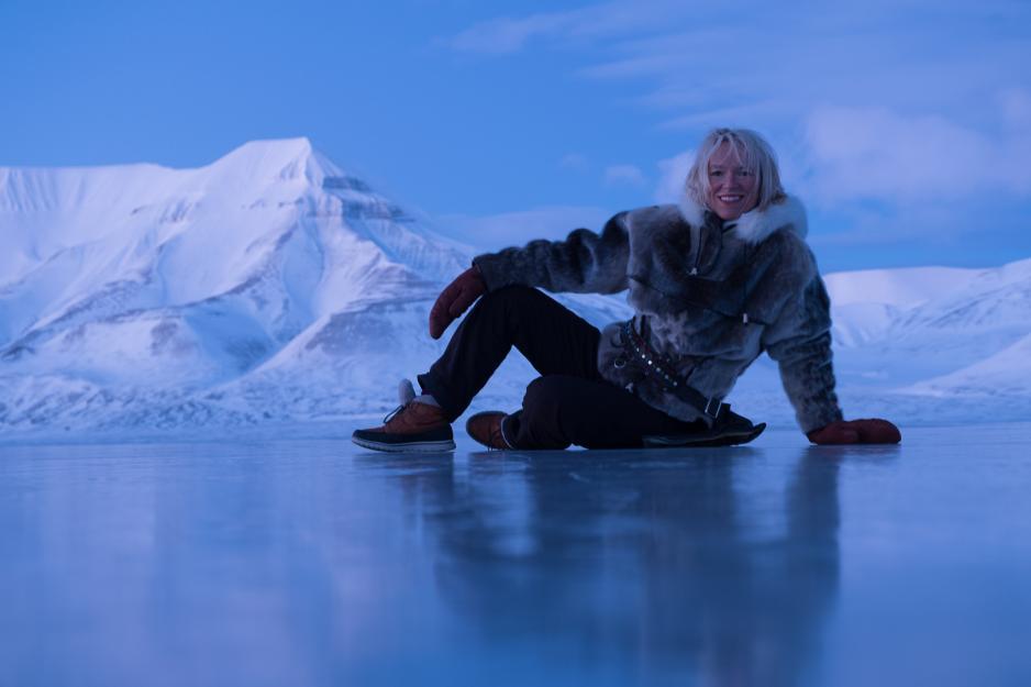 0bd91043 Hilde Fålum Strøm er opprinnelig fra Fjellhamar på Lørenskog. Men kommende  vinter skal hun,