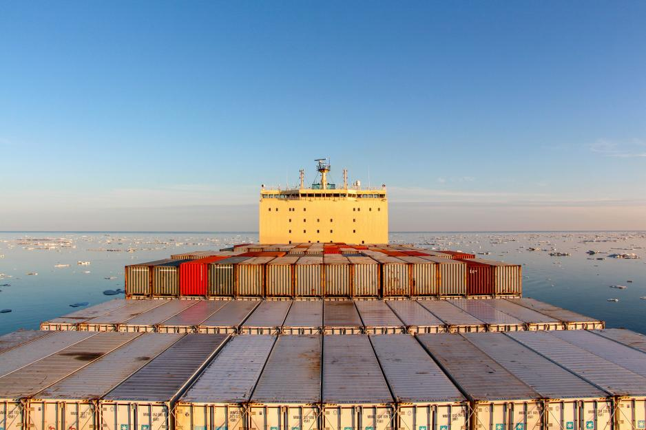 Shipping Company Maersk to Return to Arctic Northern Sea