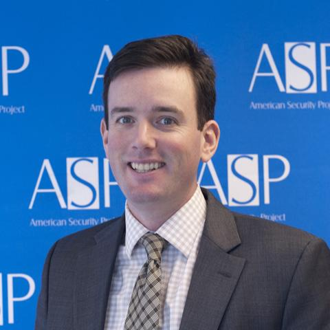 Andrew Holland, Chief Operating Officer of the American Security Project,