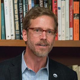Joel Clement, a senior fellow at the Belfer Center for Science and International Affairs at the Harvard Kennedy School