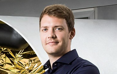 Daniel Metzler, Co-Founder and CEO of Isar Aerospace. (Photo: Isar Aerospace)