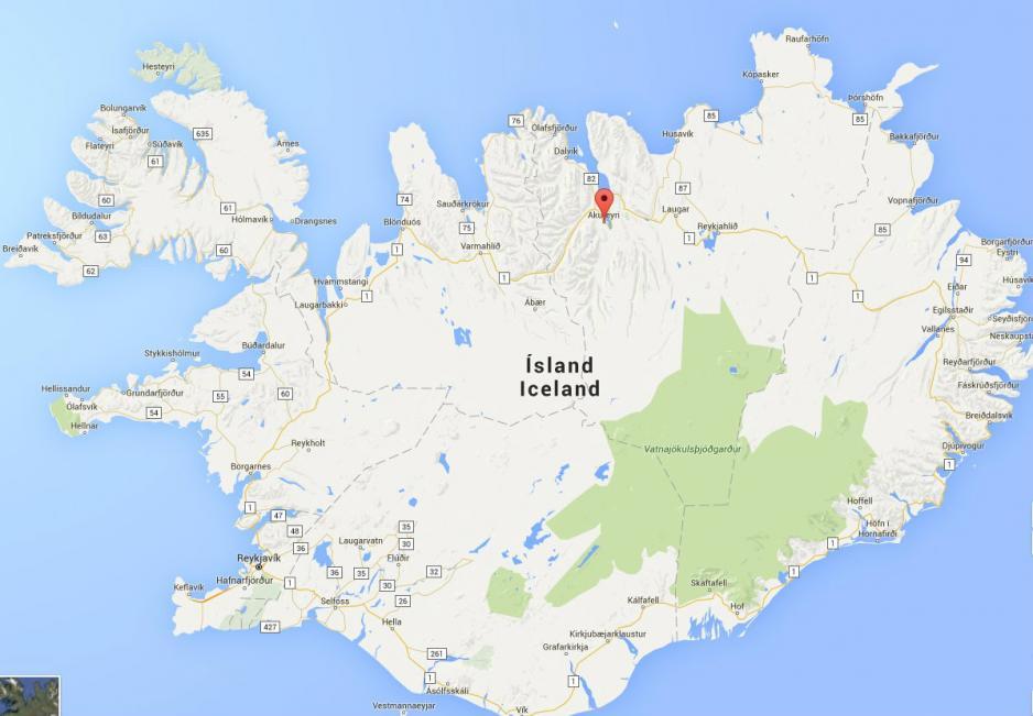 Iceland invites IASC to Akureyri