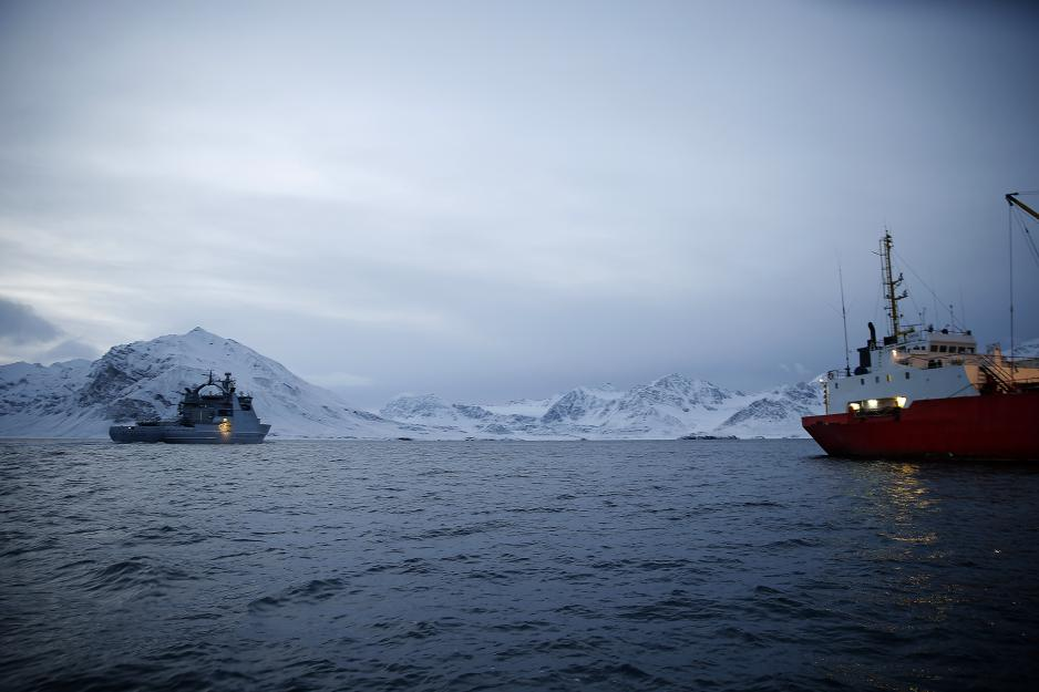Op Ed Coast Guard Cooperation With Russia In The Arctic