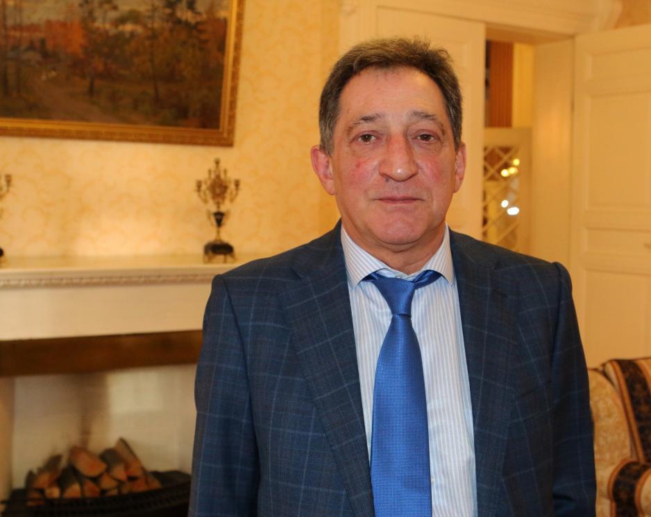 russisk ambassadør i norge