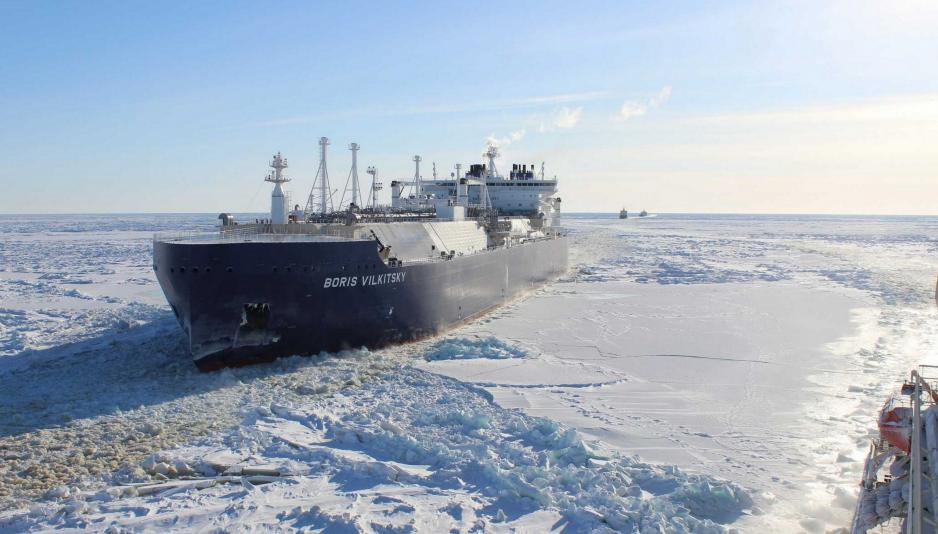 Yamal LNG Carrier Boris Vilkitsky In Gross Violation of Safety Rules