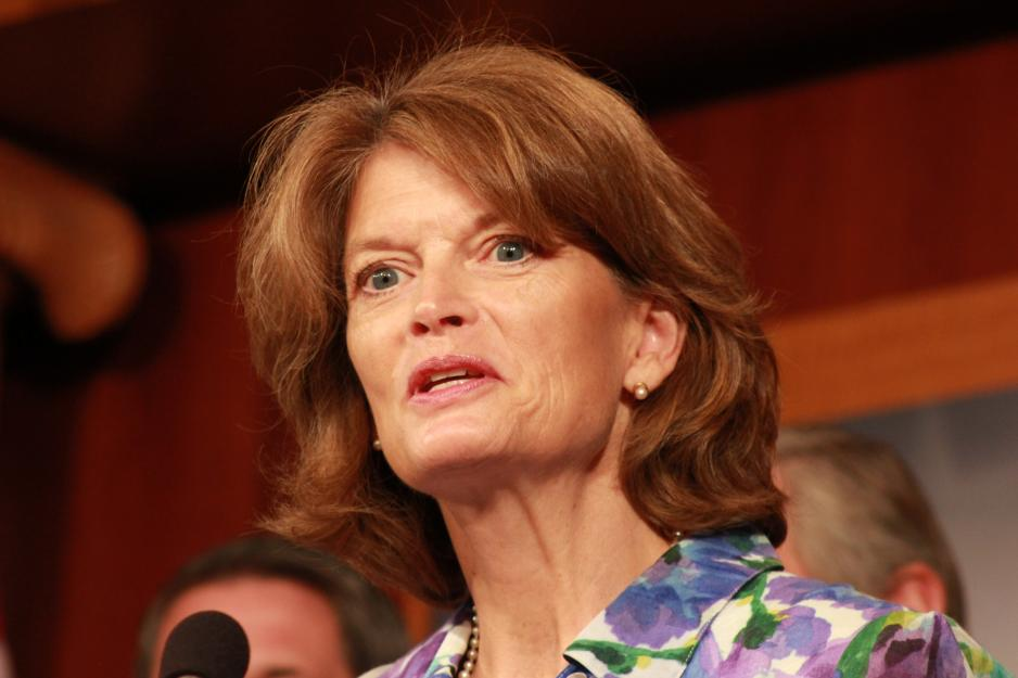 "Alaska's Republican senator Lisa Murkowski calls the icebreaker funding request ""a positive step in the right direction"", but warns that ""federal budgets are expressions of priorities, not actual spending"".  (Photo: Lingjing Bao)"